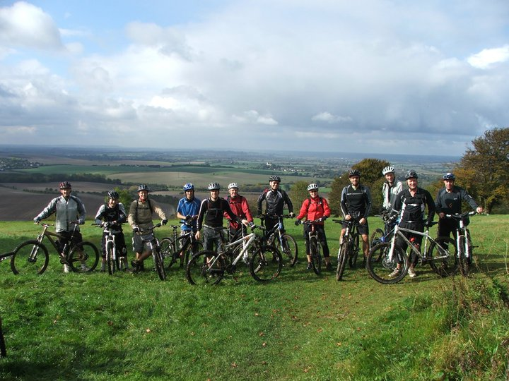 Whipsnade trails