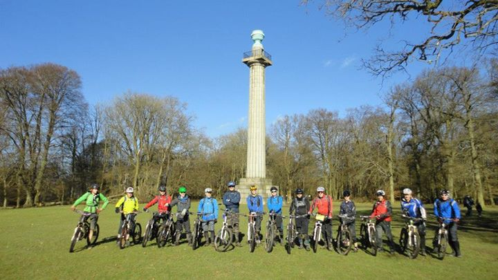 Ashridge Estate Club Ride